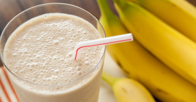 banana-honey-smoothie